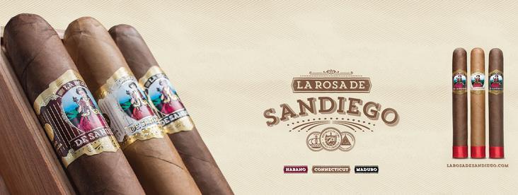 La Rosa De Sandiego Maduro