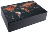 Хьюмидор «Карта мира» на 50 сигар - 1