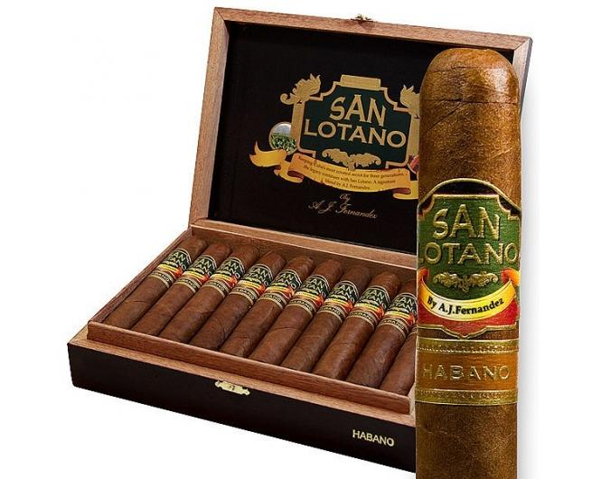 AJF San Lotano Habano - 3
