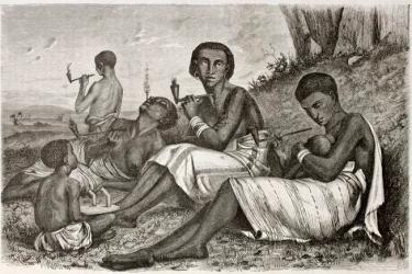 История происхождения сигар